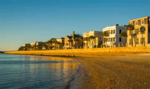 Beachfront corporate rentals in Charleston, SC