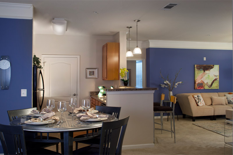 Abberly Crossing apartment interior