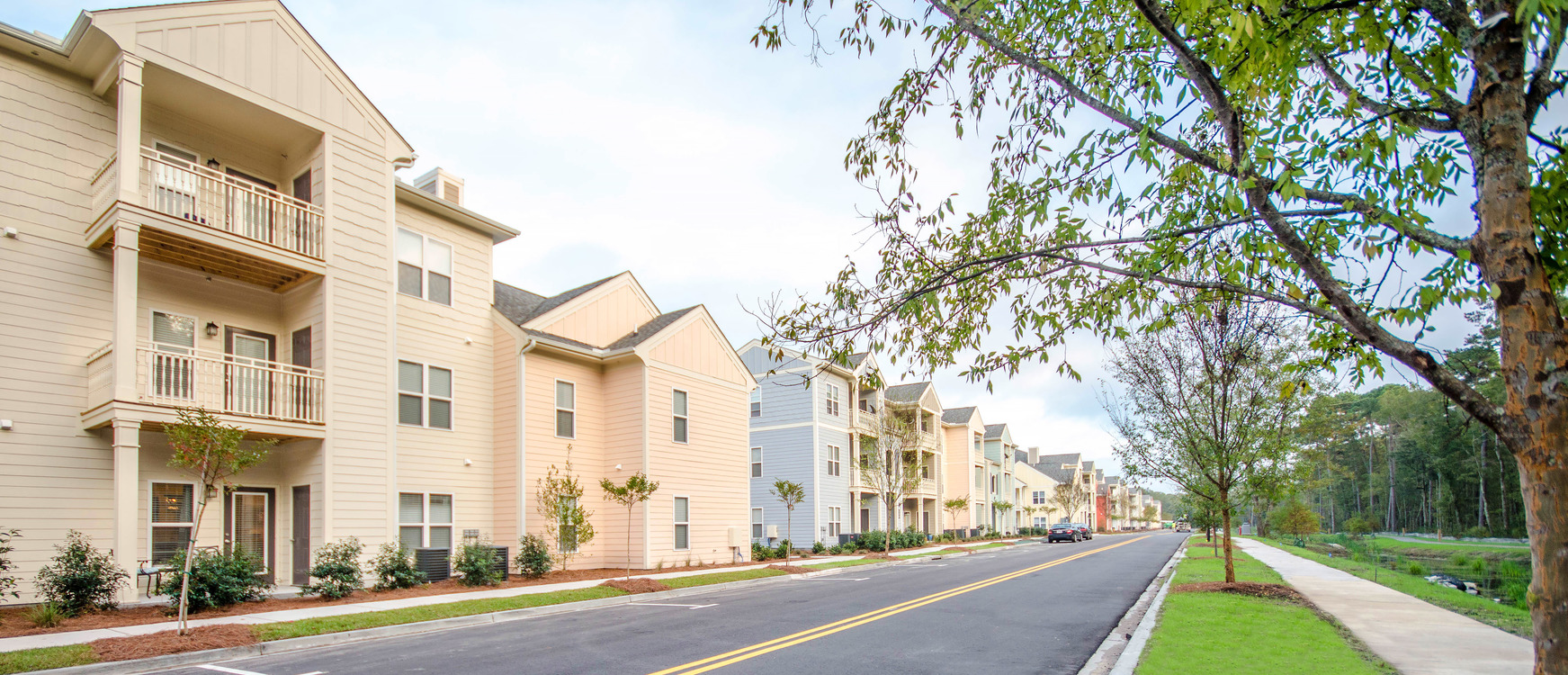 Exterior of Apartments at Shade Tree in Johns Island, SC