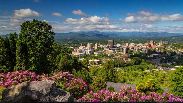Asheville, North Carolina Corporate Rentals