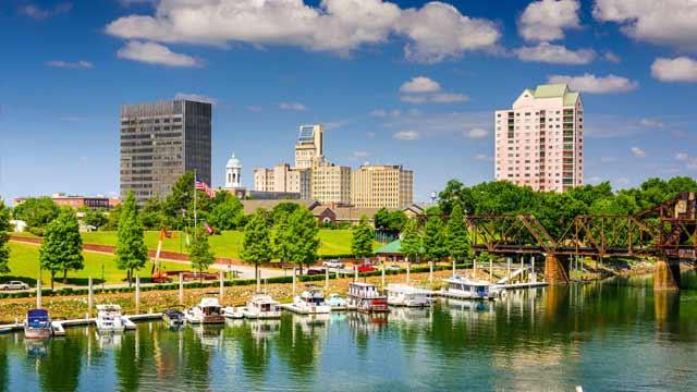 Augusta, Georgia Corporate Rentals
