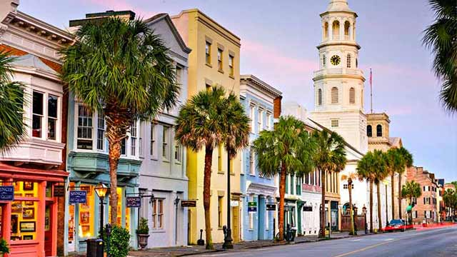 Charleston, South Carolina Corporate Rentals