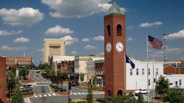 Spartanburg, South Carolina Corporate Rentals