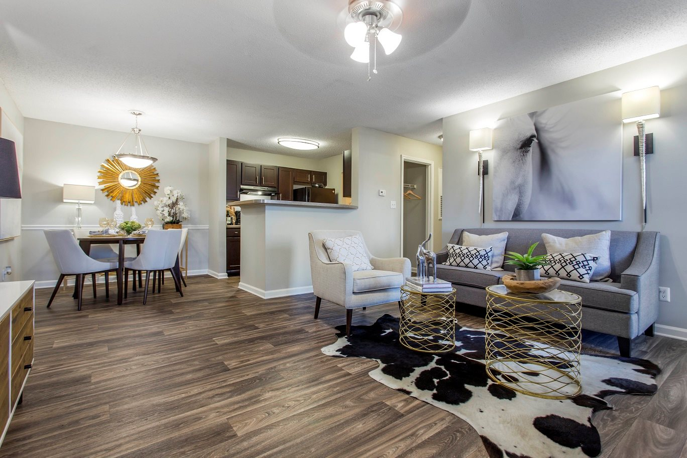 Laurel West Living Room