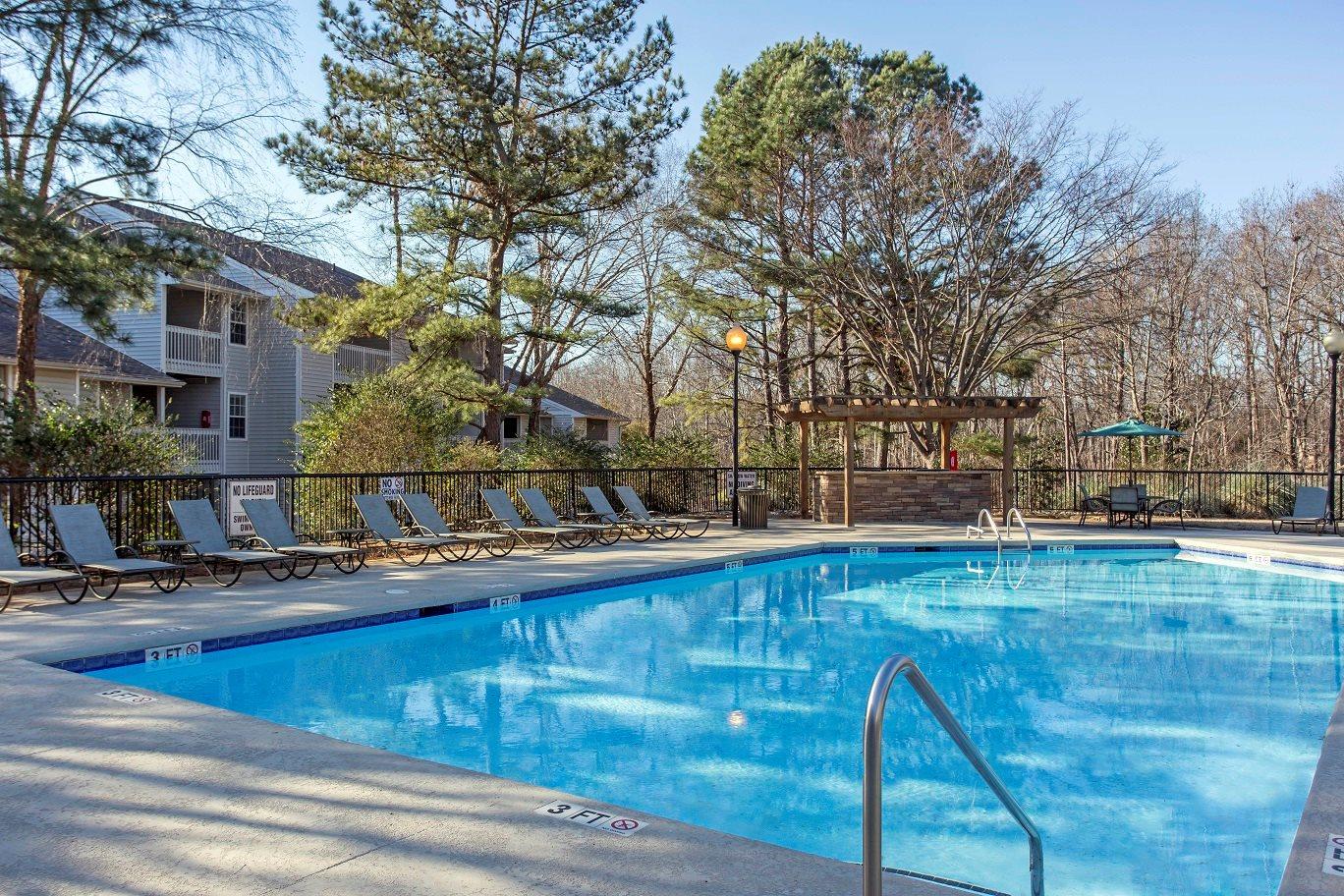 Laurel West Poolside