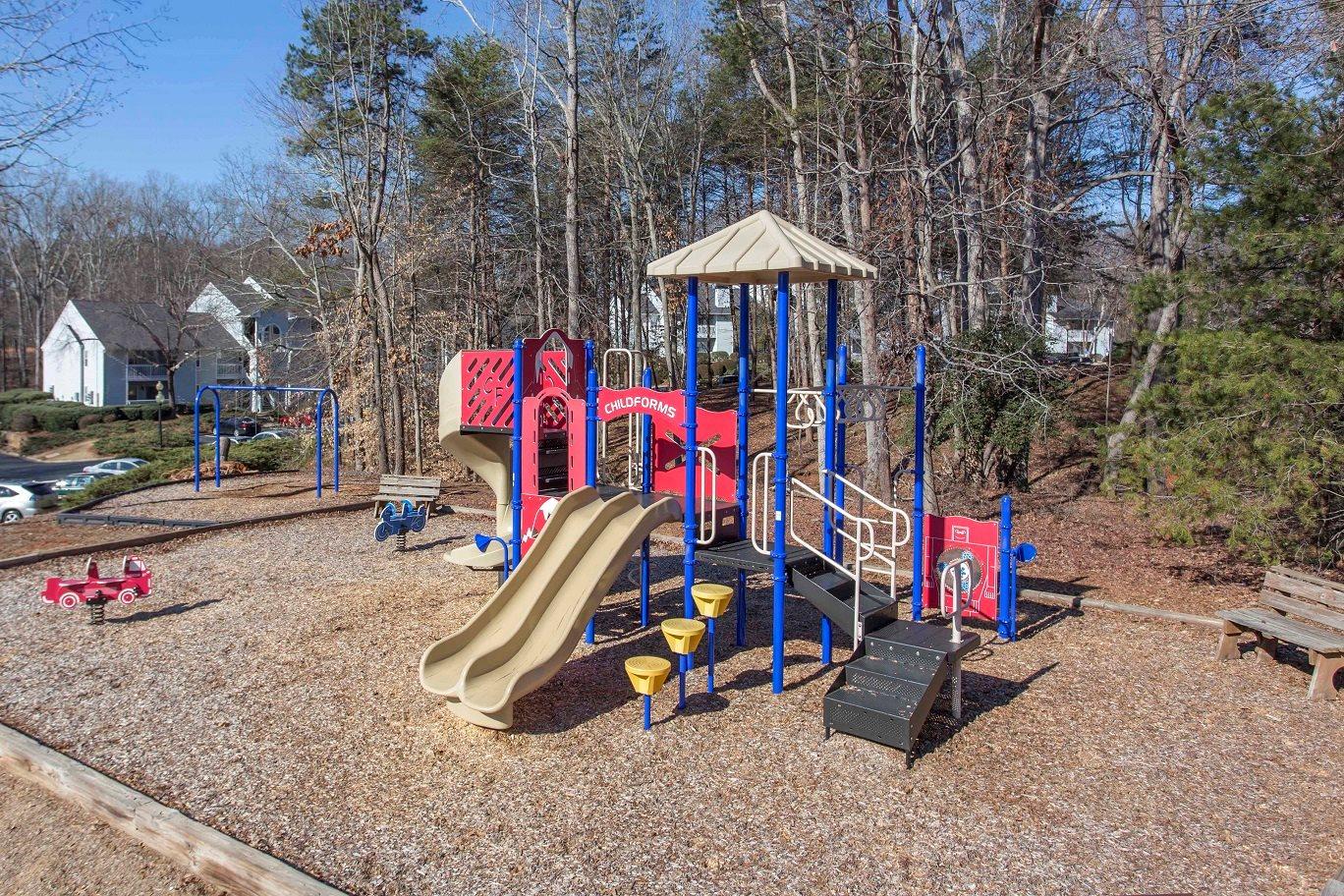 Laurel West Playground