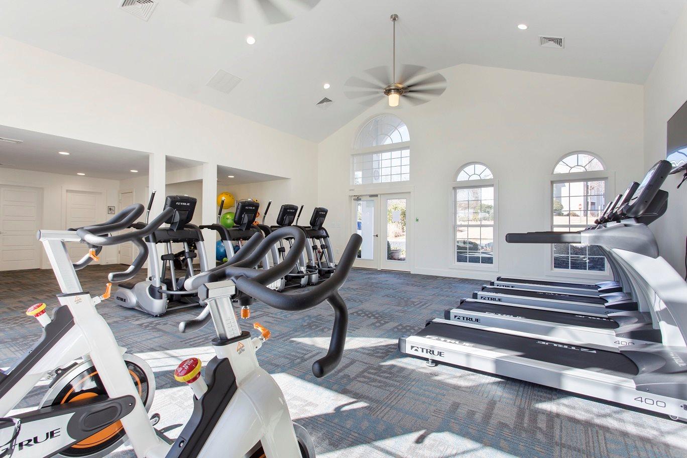 Laurel West Gym
