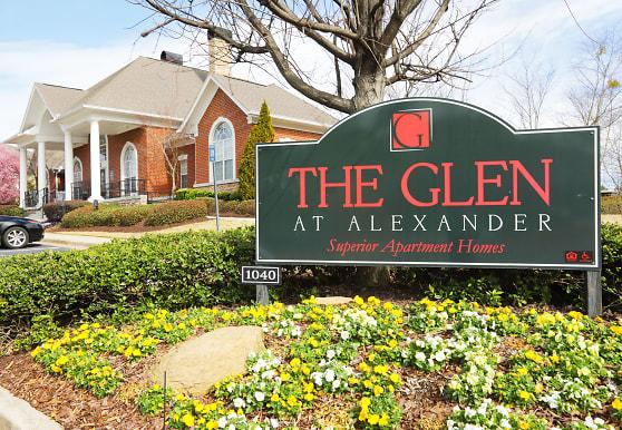 Glen at Alexander